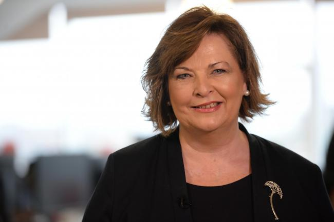 External Affairs Secretary Fiona Hyslop. Picture: Kirsty Anderson
