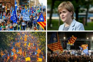 SNP faces diplomatic crisis as disputed Catalan independence vote looms
