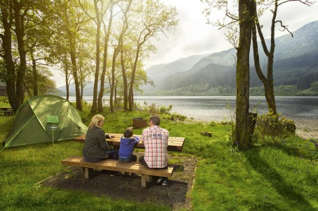 National Park welcomes campers as new byelaws come into effectAs new camping byelaws come into effect, the Loch Lomond & The Trossachs National Park Authority are reminding visitors that all kinds of camping are still welcome in the Park.The seasonal byel