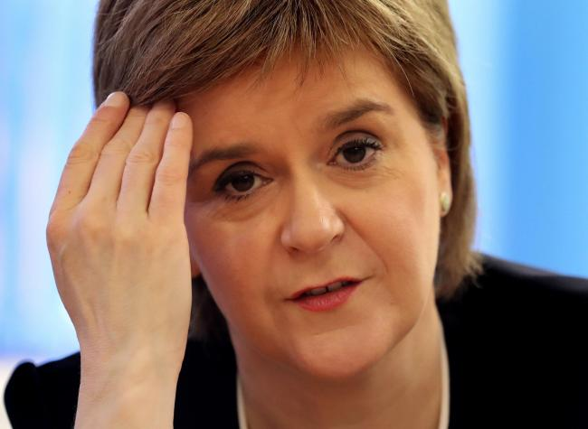 Nicola Sturgeon: when you can;'t see the wood for the trees