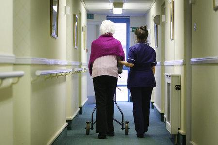 Coronavirus: A  new report has called for a re-think of care home design to protect residents from infections and allow increased visits