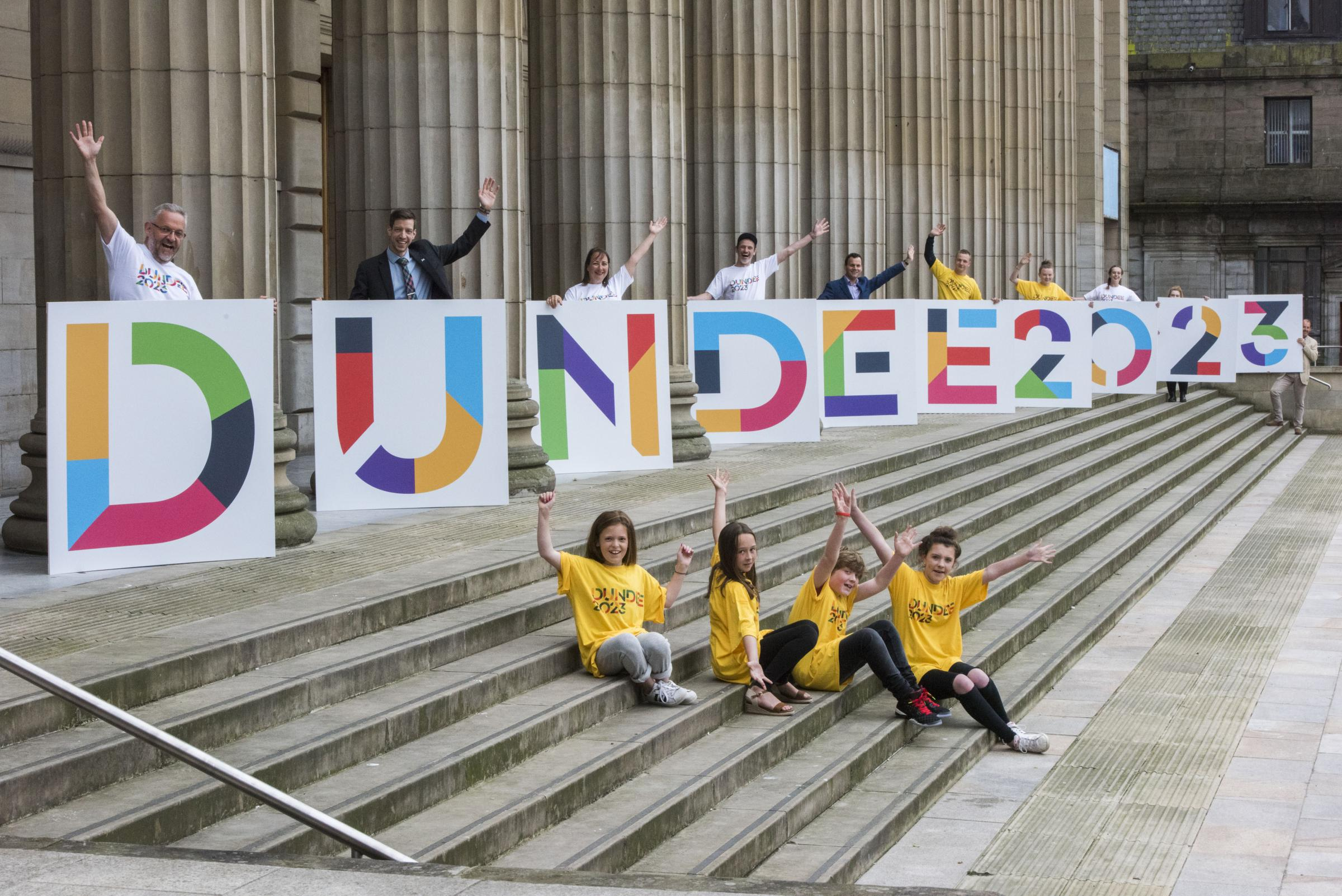 Three days before the Dundee 2023 bid team was due to present its plans in London, the European Commission announced that because of the Brexit vote, UK cities can no longer bid for the prestigious title.Picture: Alan Richardson