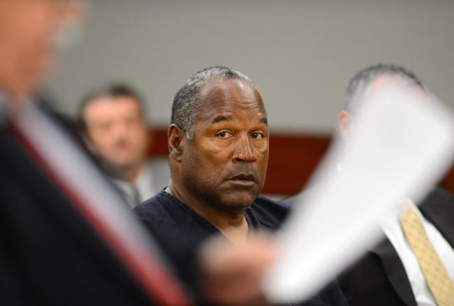OJ Simpson to be freed from prison after nine yearsCarson City Nevada - Las Vegas Valley - Los Angeles - Nevada - OJ Simpson - Star