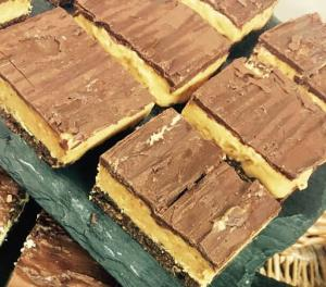 HeraldScotland: Recipe of the Day: Raw Food Peanut Butter and Cacao Slice by Corner on the Square in Beauly