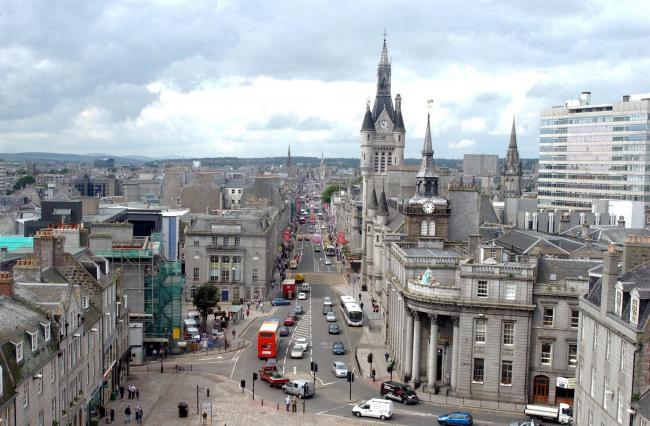 Scottish cities to pay highest price for Brexit