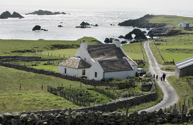 Life's about to get a little easier on Fair Isle with 24-hour ...