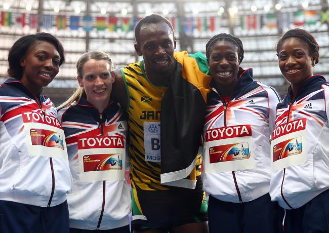 Usain Bolt, the man with golden touch   HeraldScotland