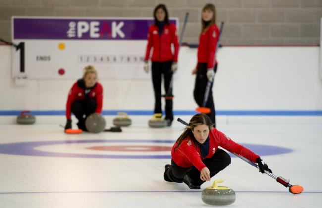 New National Curling Academy opens its doors at The Peak in Stirling