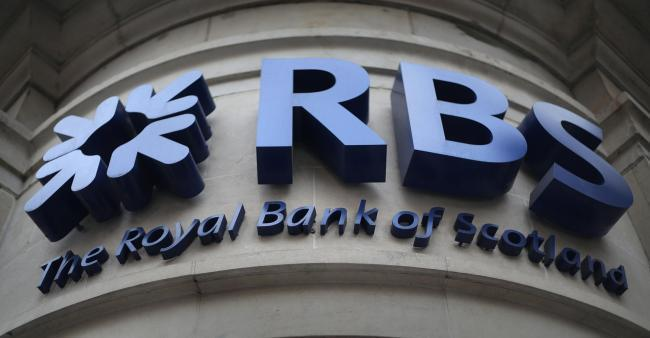 Royal Bank of Scotland reports £939 million half-year profit