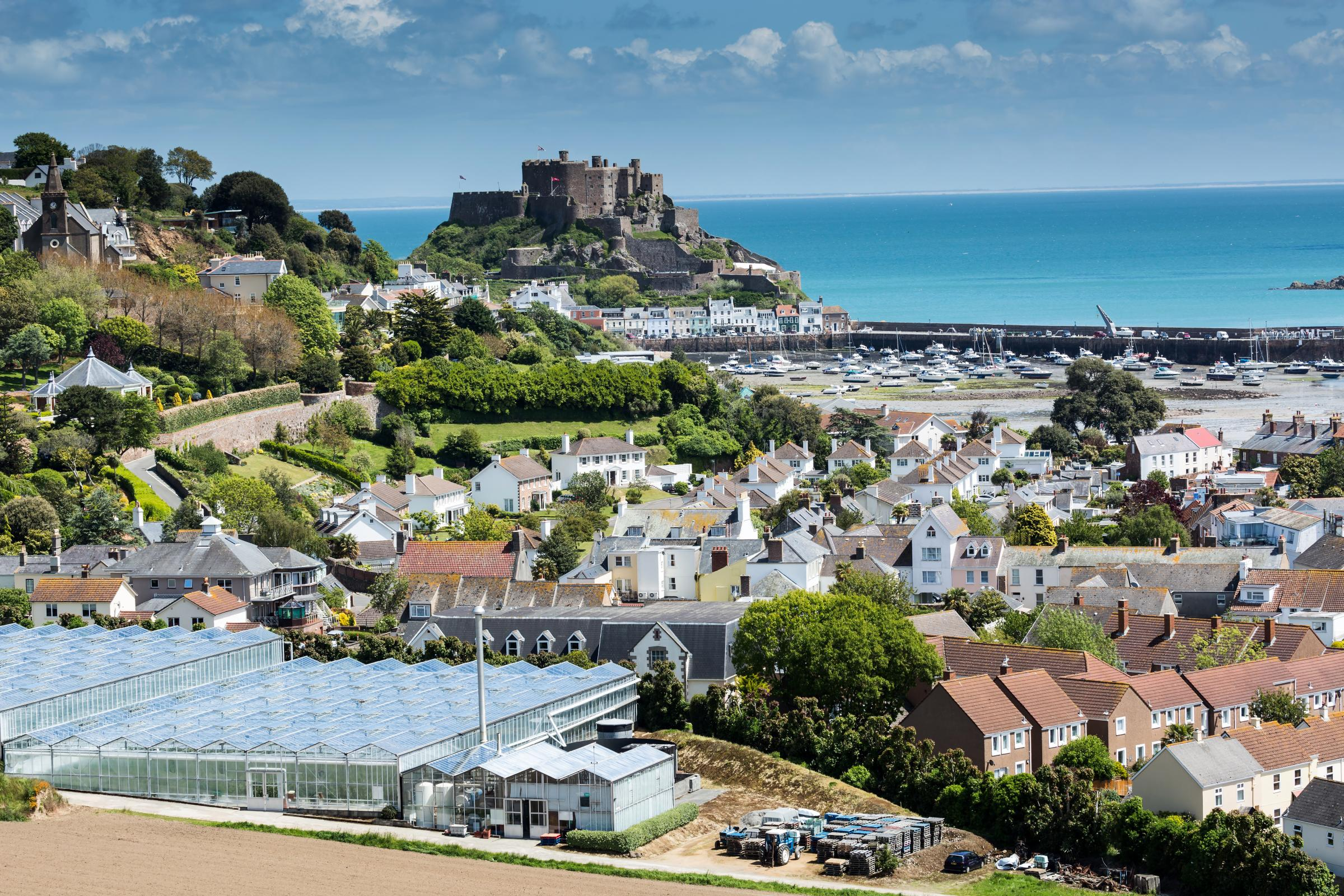 Travel: Size is no obstacle as Jersey thinks big with a new festival of gastronomy