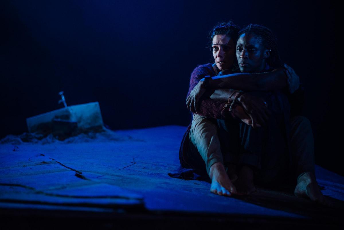 Festival Theatre review: Meet Me At Dawn, Traverse Theatre