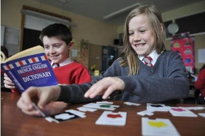 The Scottish Government is attempting to increase uptake of languages in primary