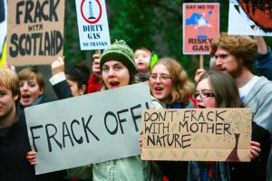 HeraldScotland: Tough questions after fracking debate proves moot