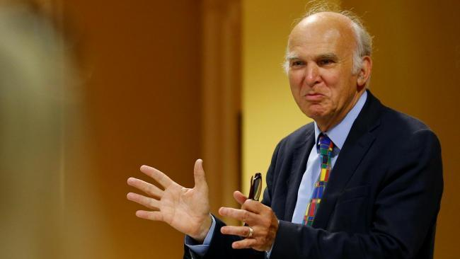 Vince Cable urges SNP to 'get off fence on second EU vote