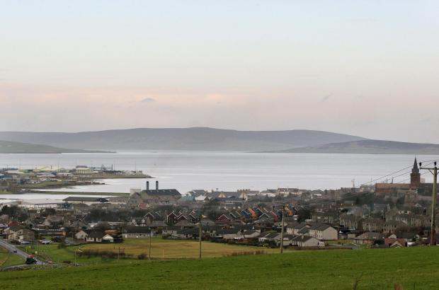 HeraldScotland: Kirkwall, Orkney