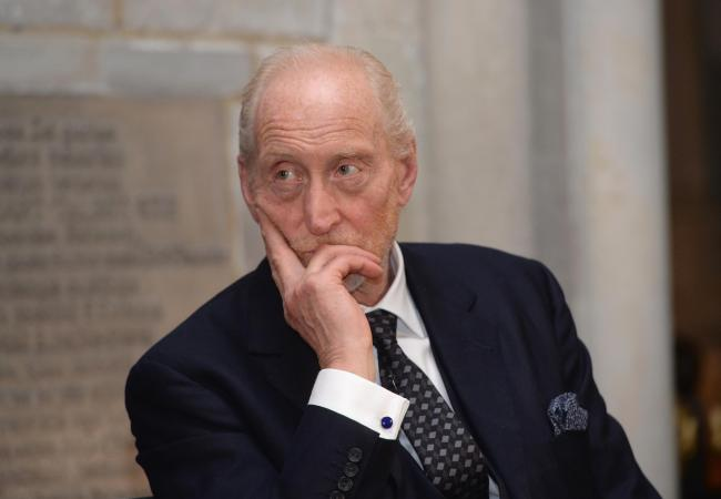 Charles Dance (Photo by Anthony Harvey/Getty Images for Advertising Week Europe).