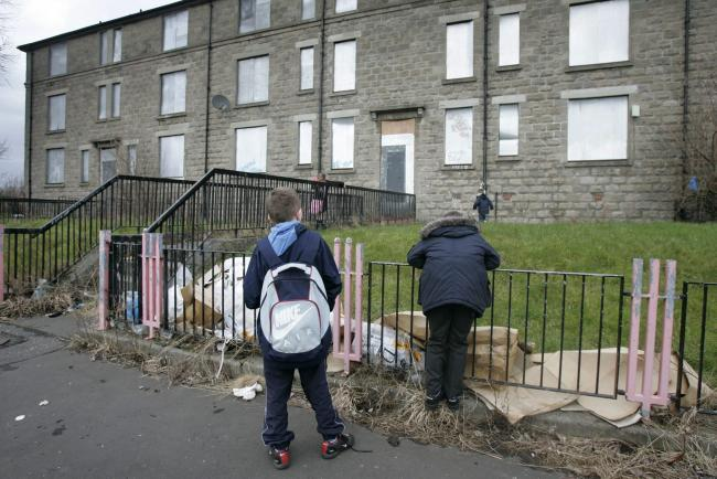 Thousands more children in poverty in working households
