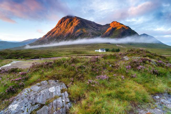 Archaeologists trace lost settlements of Glencoe