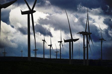 Onshore wind energy jobs down a third in Scotland