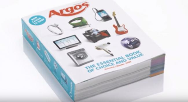 Why Argos's actions in Scotland could mean the end for bulky shopping catalogues