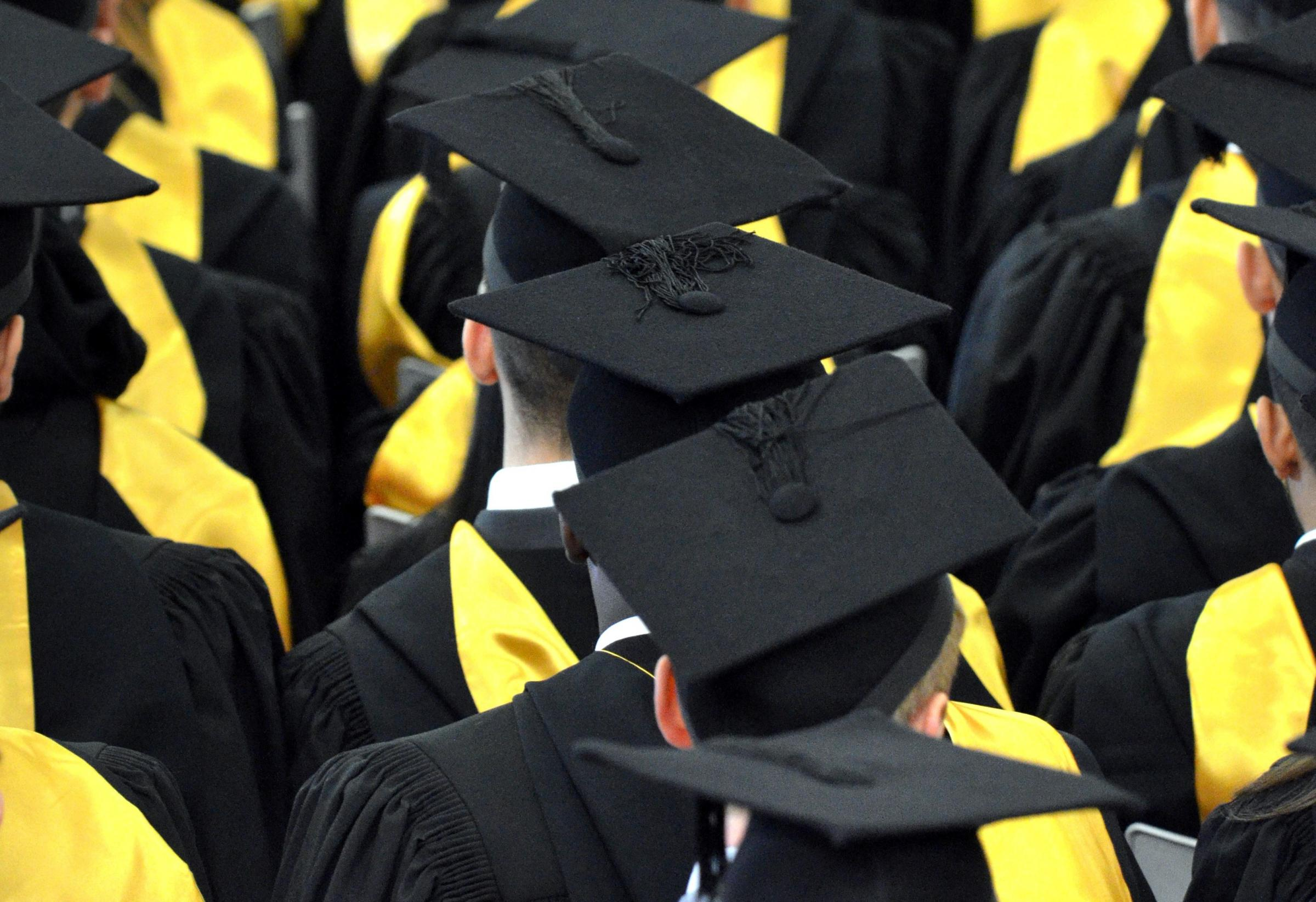 Wealth gap revealed in student drop-out rates at college and university