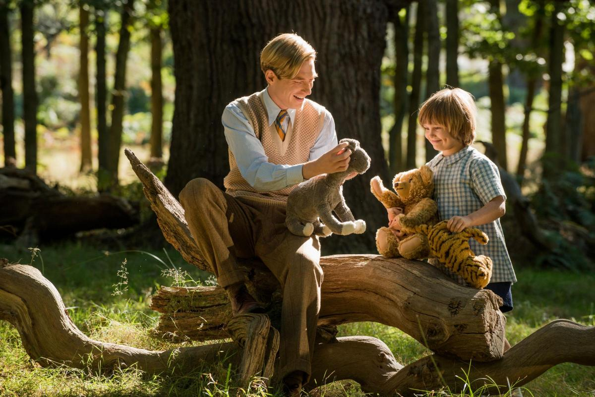 Goodbye Christopher Robin revisits the Hundred Acre Wood