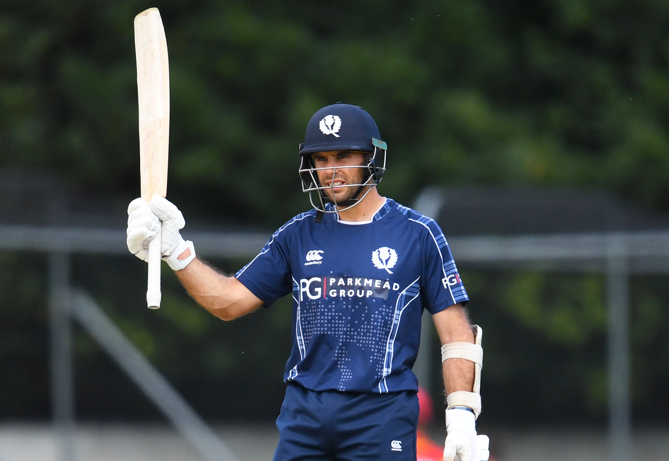 Kyle Coetzer said that confidence was high in the Scotland squad