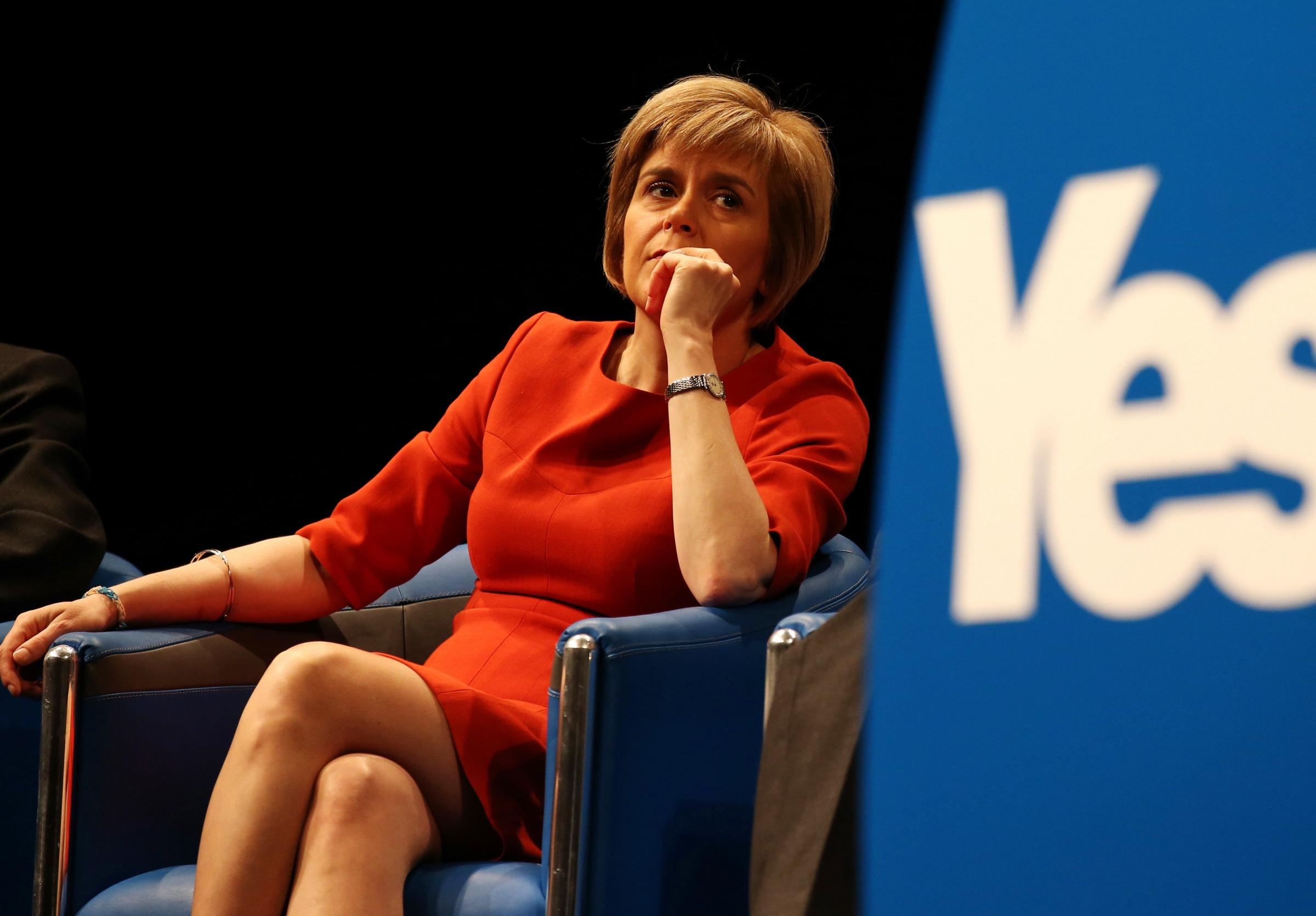 Scotland should be independent 'as soon as possible' but is not focus right now, says Nicola Sturgeon