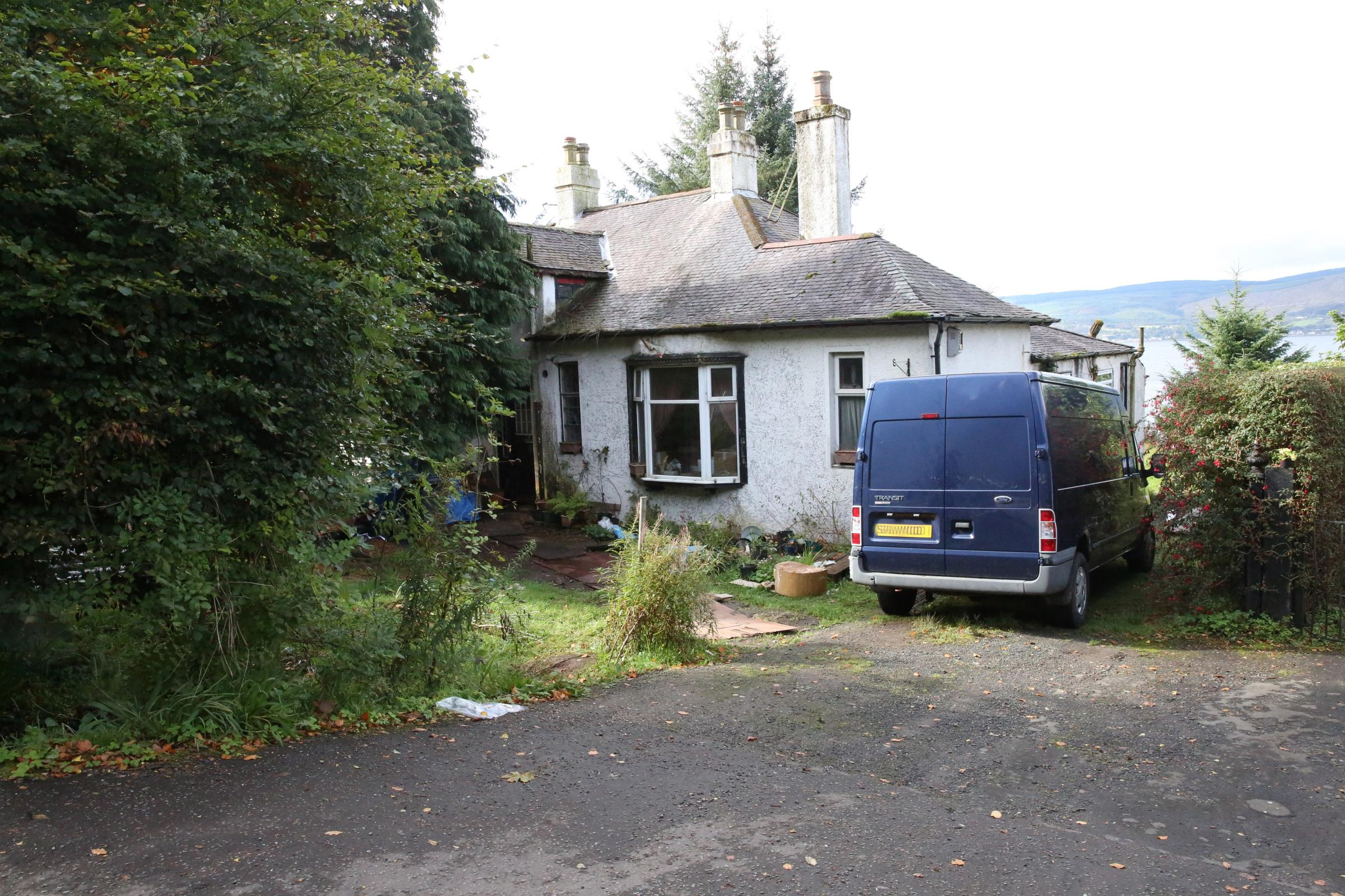 The house where Margaret Fleming lived in Inverclyde has now been sold.