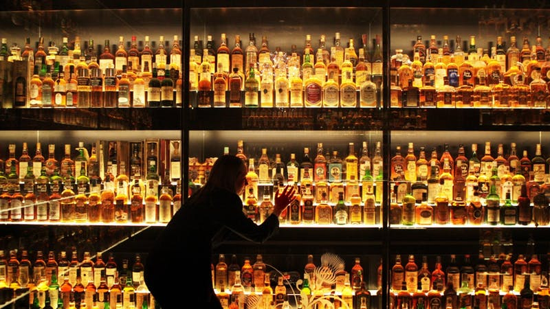 Scotland gets ready for a Russian backlash on whisky sales