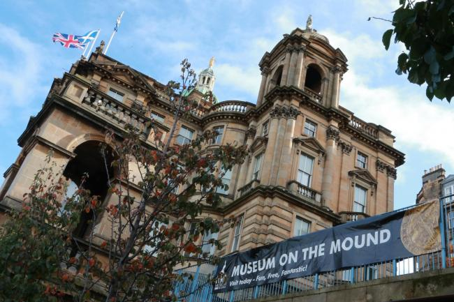 Museum on the Mound. Image by Stewart Attwood