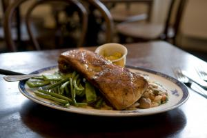 Recipe of the Day: Glazed Honey Pork Belly by The Dogs in Edinburgh