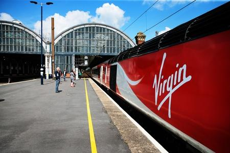 HeraldScotland: SERVICES: More Saturday services are being added by train firm Virgin on the East Coast railway. Picture: SARAH CALDECOTT