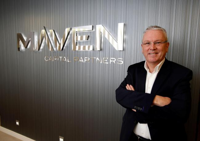 Glasgow private equity group maven capital sells stake in strathaven bill nixon managing partner of maven capital partner malvernweather Images