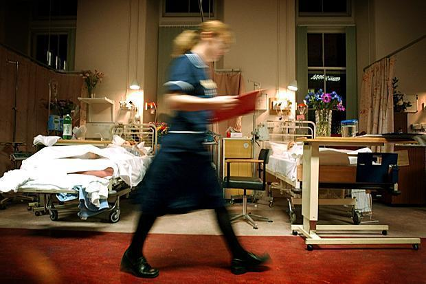 Bed-blocking costs NHS £100 million in one year