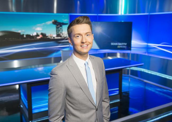 STV's Sean Batty is to host next week's Herald Society Awards.