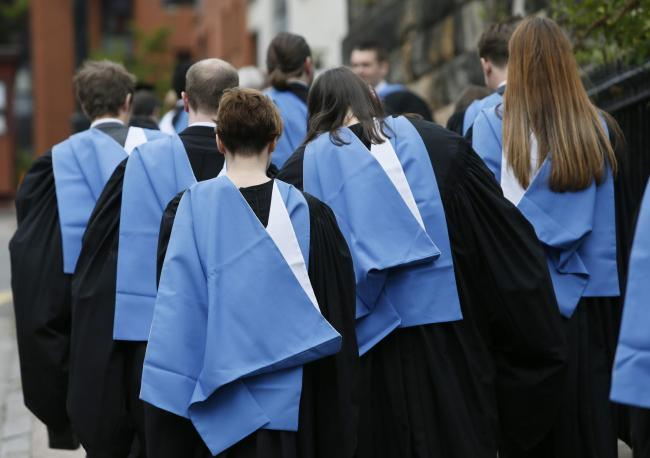 Scottish Government pays out £834m in financial support to students