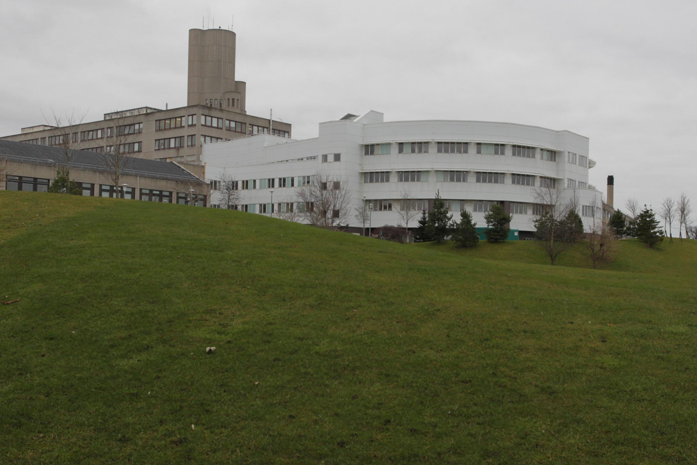 Ninewells Hospital, which is run by NHS Tayside