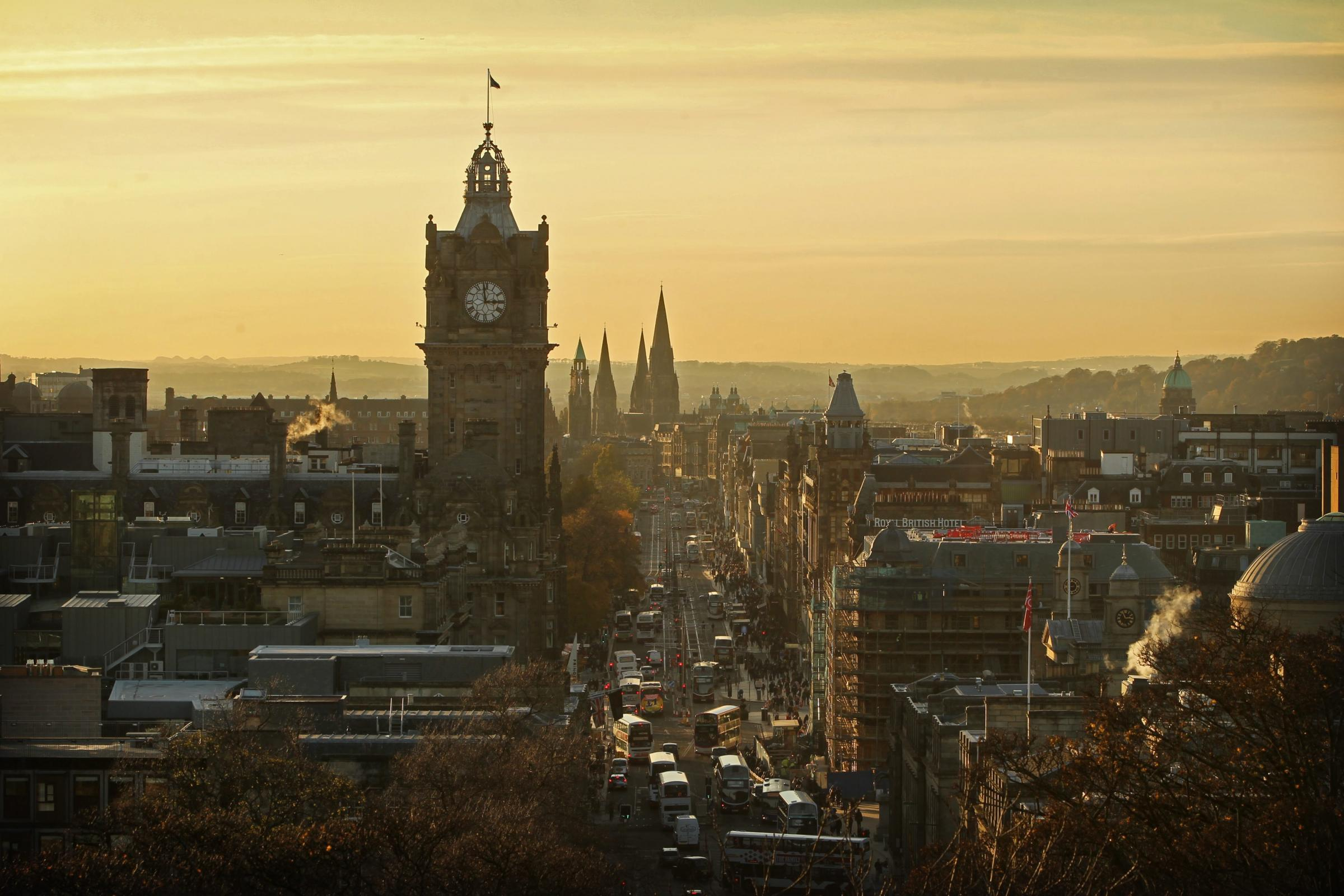 Edinburgh thrives as it defies fallout from financial crisis