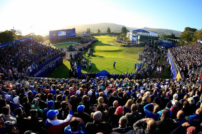 About 45,000 spectators attended the Ryder Cup in Gleneagles every day in 2014 and an estimated 500 million viewers in 183 countries watched as Paul McGinley's European team beat US captain Tom Watson's stars.