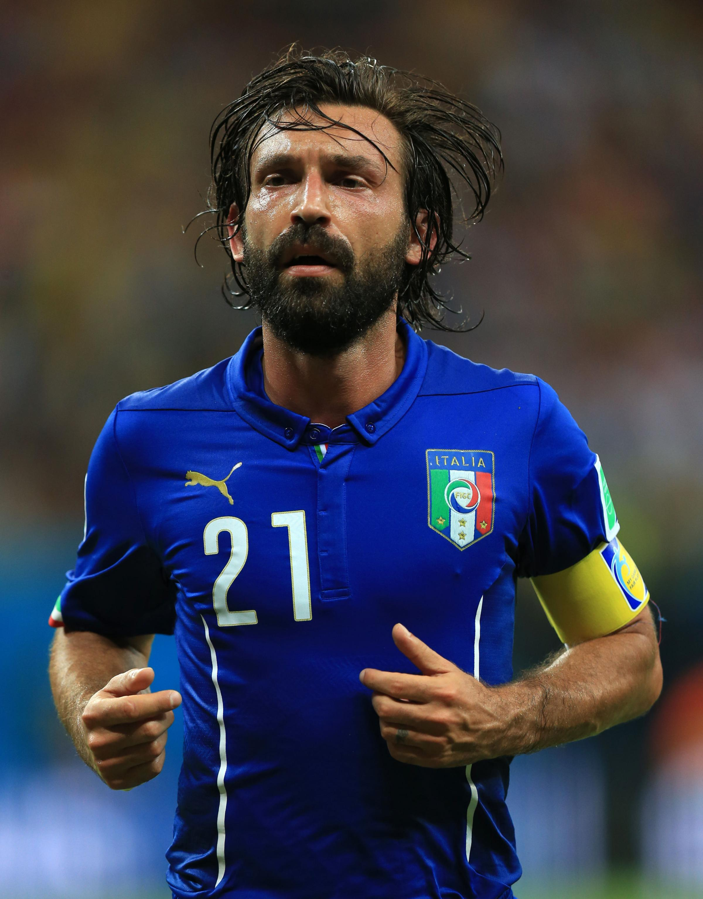 Image result for Andrea Pirlo