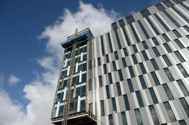 Glasgow tipped to set office investment record heraldscotland st vincent plaza malvernweather Images