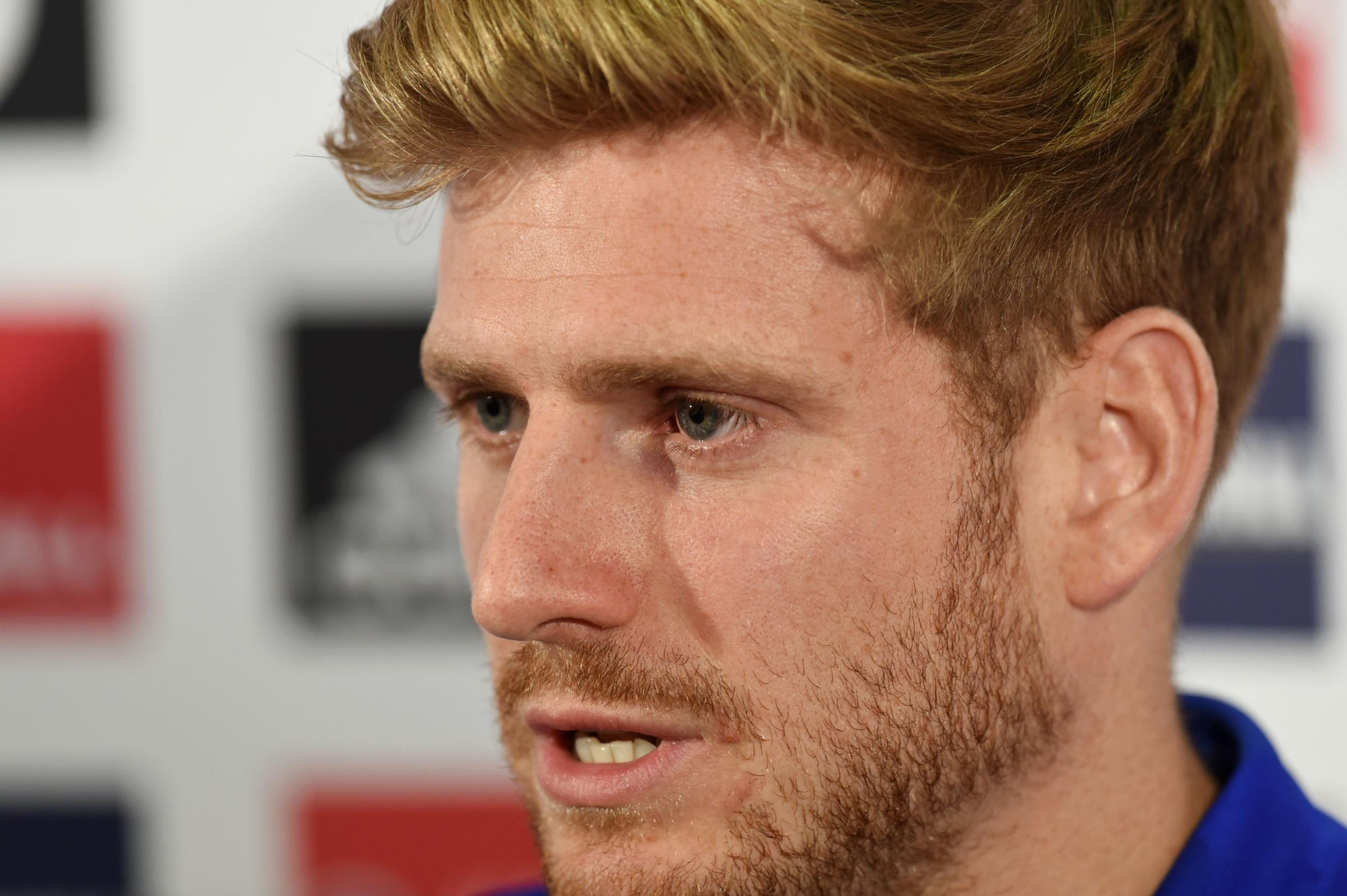Stuart Armstrong feels there is a good blend of youth and experience in the Scotland squad.