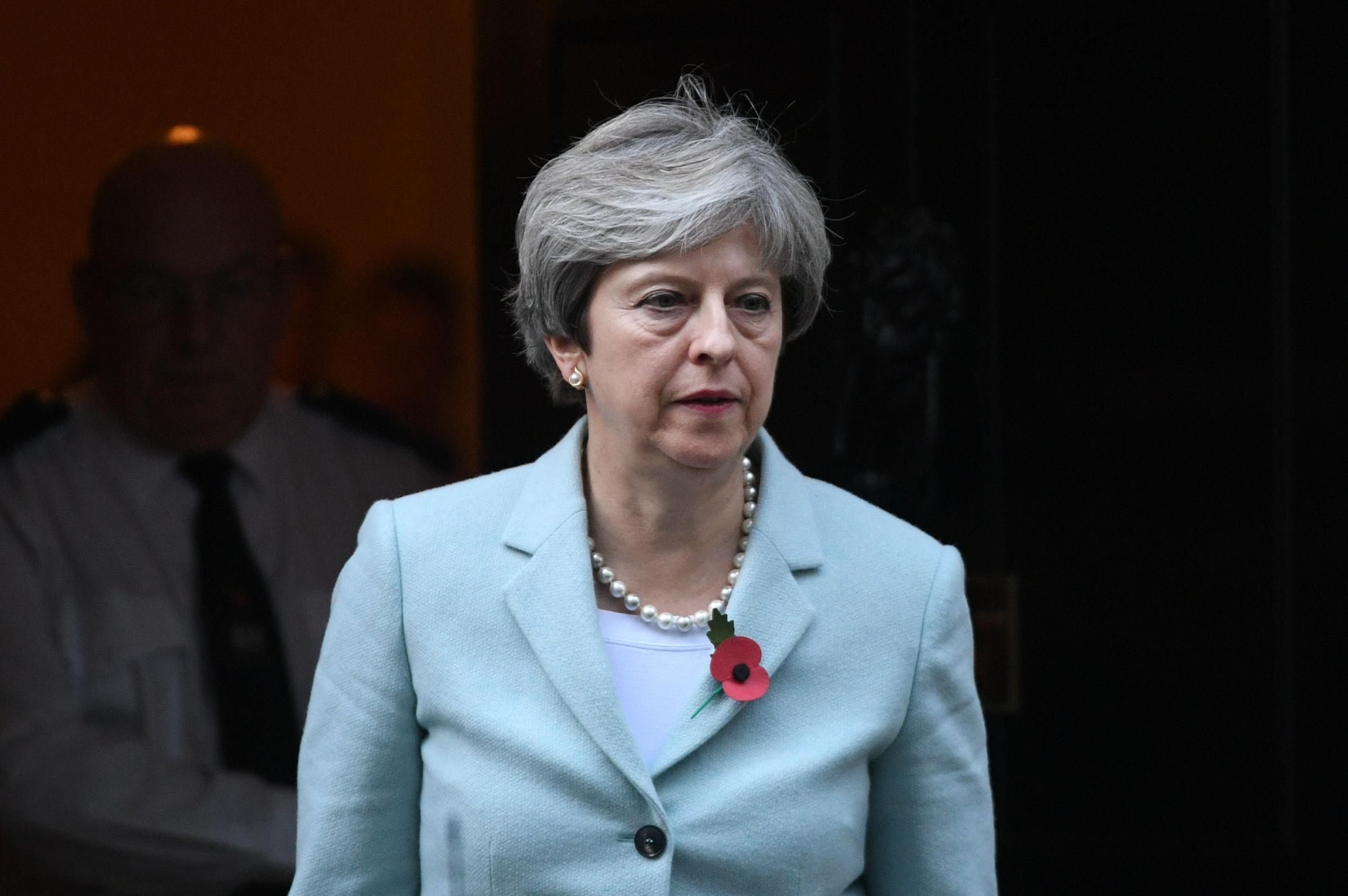 Image result for theresa may patel resigns
