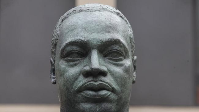 Martin Luther King statue unveiled at Newcastle University