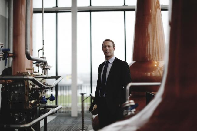 Andrew Morrison, The Clydeside Distillery
