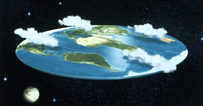 Flat earth theory meet the growing army of true believers theory falls flat the flat earth society is on the rise once again malvernweather Gallery
