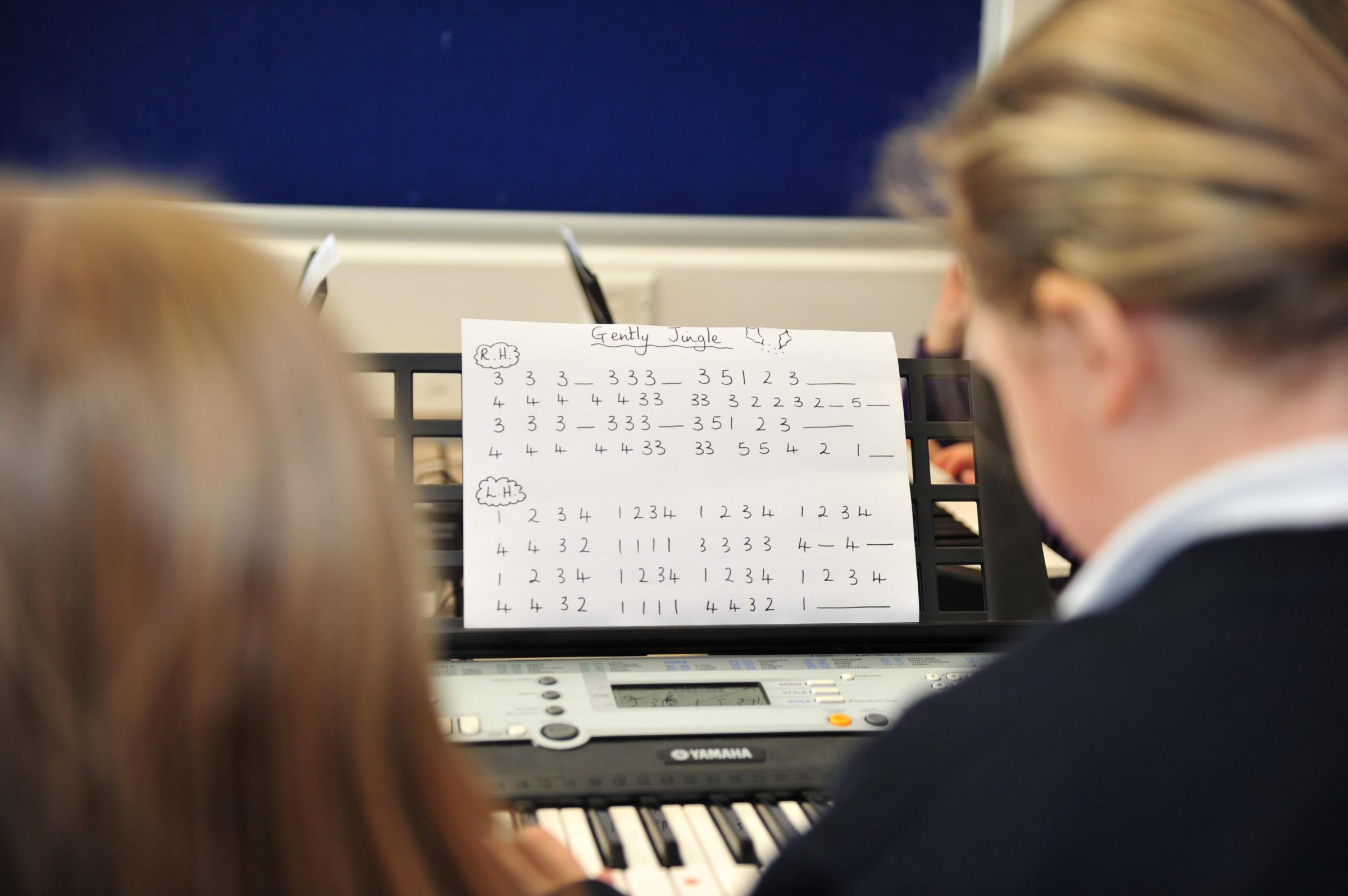 Inquiry heard how charges risk creating barriers for children wanting to play a musical instrument (Photo: PA)