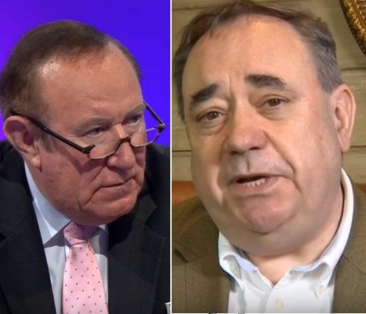 Watch: Andrew Neil rapped by the BBC over illiteracy in Scotland claim