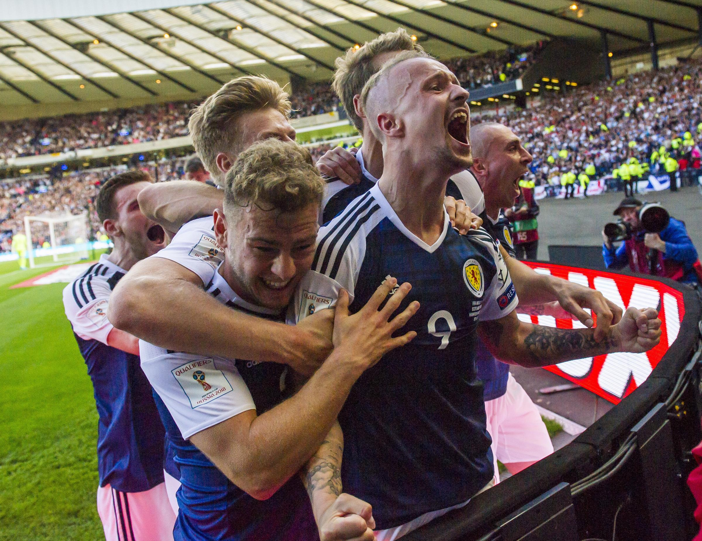 Scotland to face Belgium in friendly ahead of UEFA Nations League kick-off